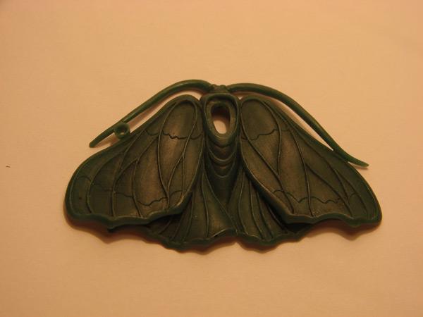 Бабочка восковая модель ювелирного украшения