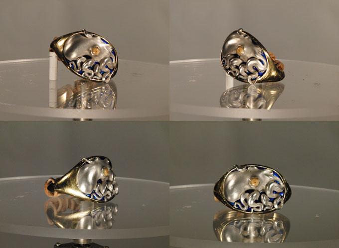 Изготовление ювелирных мастер моделей и восковок для кольца