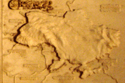 Карта путей Нафтогаз Украины