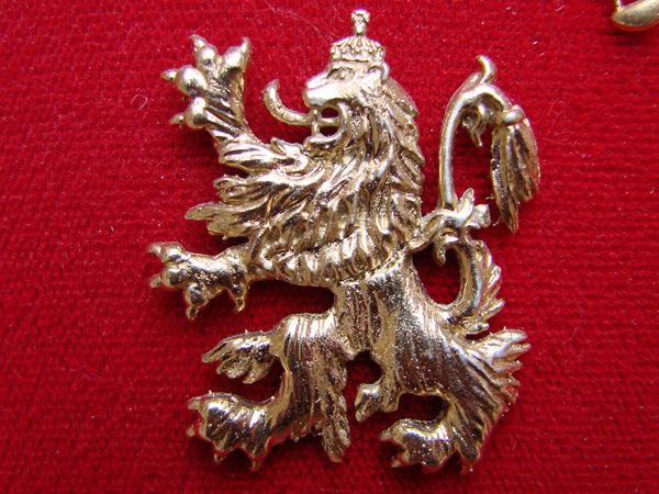 Модель льва - готовое отлитое изделие