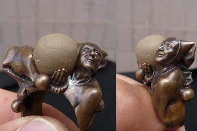 Изготовление модели кольца