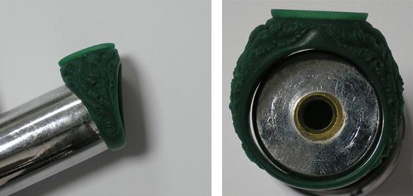 Восковая модель ювелирного изделия (кольцо мужское)