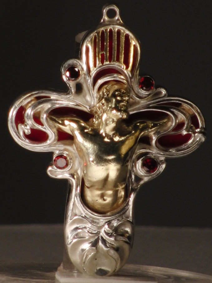Изготовление индивидуальных ювелирных моделей нательного креста